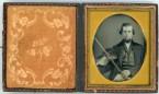 Violinist Daguerreotype