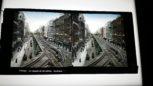 Chicago Glass Stereoview