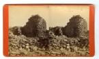 Ruins on Aztec Mound