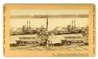 Levee at Vicksburg Mississippi 1864