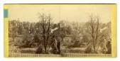 Destruction of Chambersburg, Mrs. Hanson E. Weaver Collection