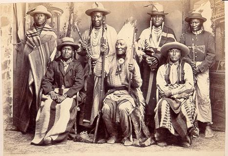 Native Americans Jeffrey Kraus Antique Photographics