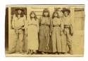 Shoshone Indians by J.B. Silvis
