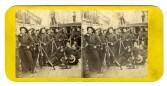 Soldiers on Italian Man of War